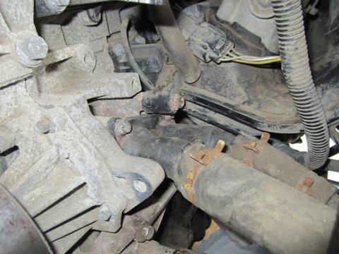 Замена термостата Форд Фьюжн своими руками — детальный фотоотчет