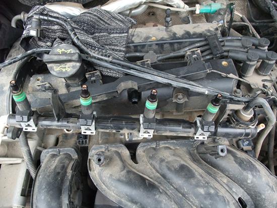 Самостоятельная промывка форсунок Форд Фьюжн (упрощенный вариант)