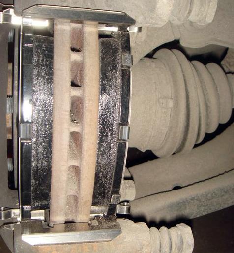 Замена тормозных колодок Форд Фиеста Ford Fiesta своими руками