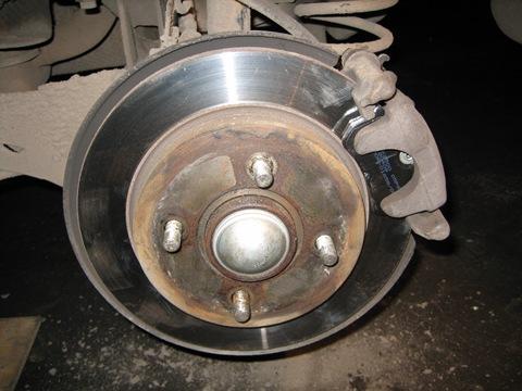 Замена заднего сальника тормозных барабан фокус 2 Покраска капота mazda 6 gg
