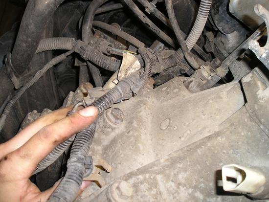 Самостоятельная замена сцепления Форд Фьюжн