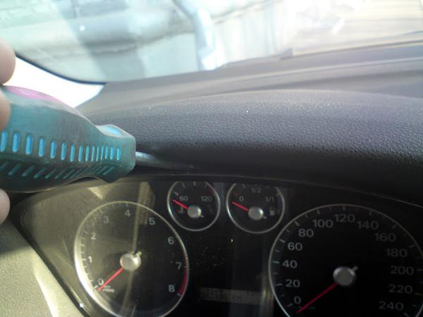 Как снять руль на форд фокус 3