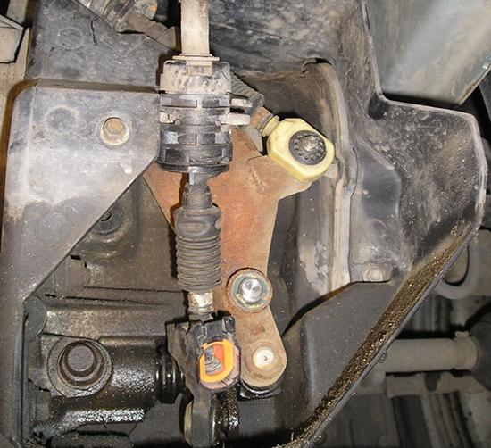Как заменить сцепление Ford Fusion