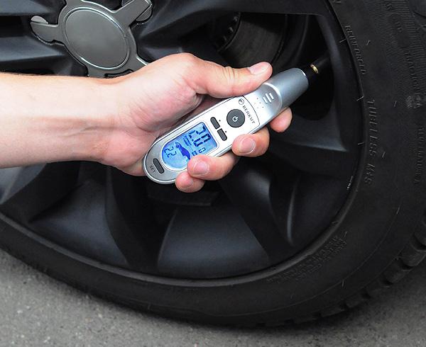 Что такое давление в шинах? Какое давление шин должно быть?