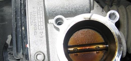 Чистка дроссельной заслонки Форд Фиеста своими руками
