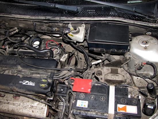 Как заменить датчик скорости Форд Фокус 1