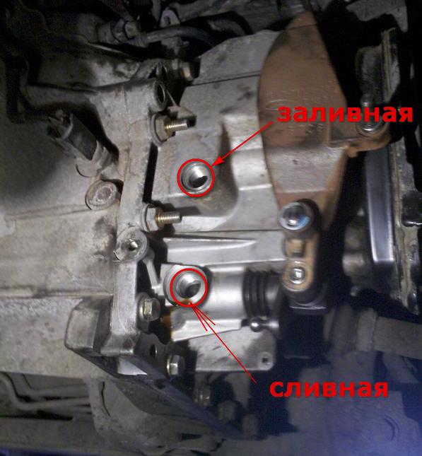 Как поменять масло в коробке Форд Фокус 2