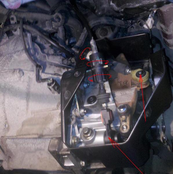 Как заменить масло в коробке Форд Фокус 2