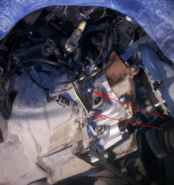 Замена масла в МКПП Ford Focus 2 своими руками