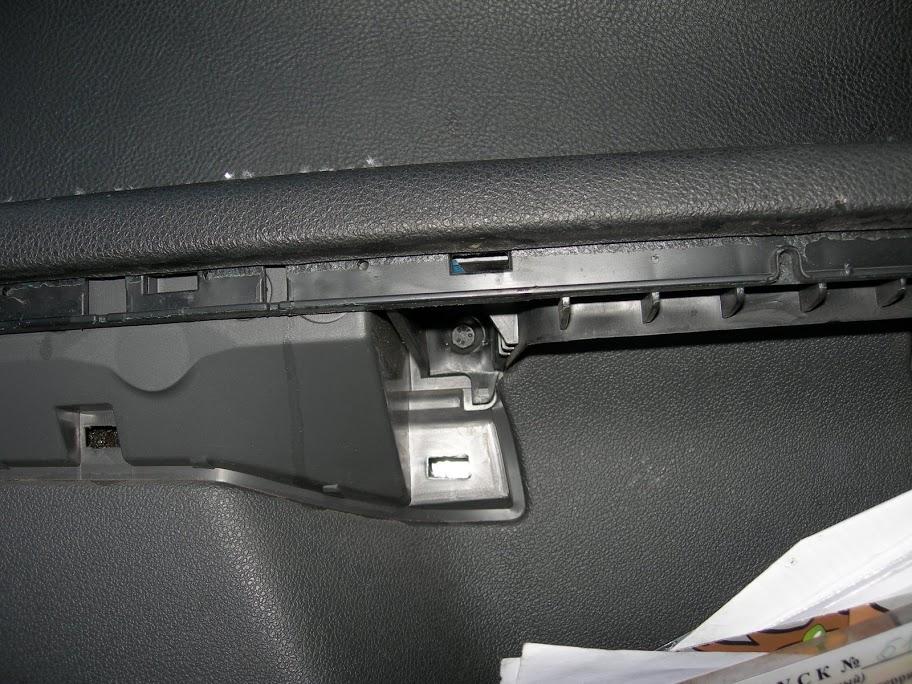 Инструкция по снятию обшивки двери Focus