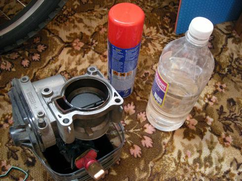 Как почистить дроссельную заслонку Форд Фокус 2