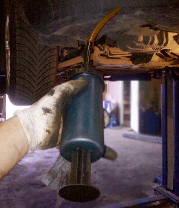 Замена масла в МКПП Форд Фокус 2 своими руками