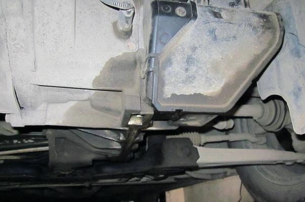Самостоятельная замена сальника коробки Форд Фокус 2