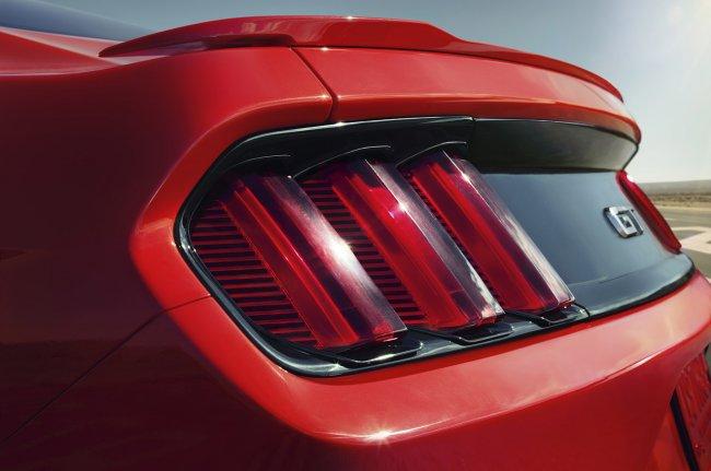 Ford Mustang  нового поколения фото