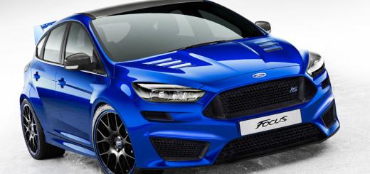 Горячий хетчбэк Ford Focus RS появитсяв 2016 году
