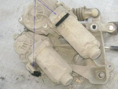 Как заменить сальник коробки передач Ford Fusion