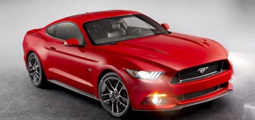 """Новый Ford Mustang 2015 ушел в """"серию"""" (фото + видео)"""