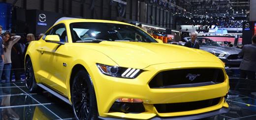 Ford представит на московском автошоу шесть новинок включая FordMustang нового поколения