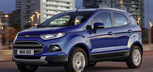 Стала известна цена Ford EcoSport, а также данные о комплектациях