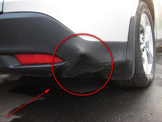 Задний бампер форд фокус 2 фото 6