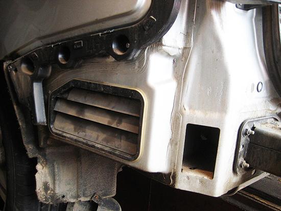 Инструкция как снять задний бампер Форд Фокус 3