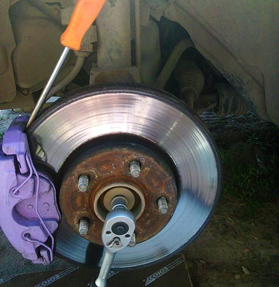 Как заменить рычаги Форд Фокус