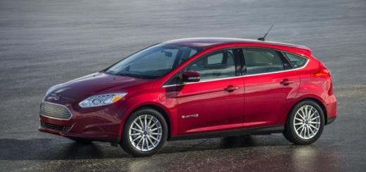 Обновленный Ford Focus Electric стал доступнее на $6 000