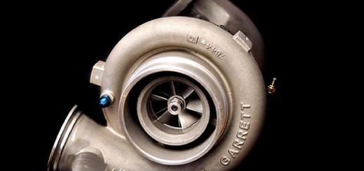 Что такое турбина? Как проверить турбинудизельного двигателя?