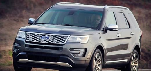 В Лос-Анджелесе состоялась публичная премьера нового Ford Explorer