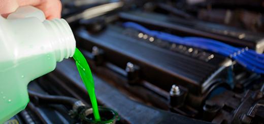 Замена охлаждающей жидкости Форд Мондео. Меняем антифриз на Мондео самостоятельно