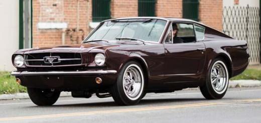 Коллекционный прототип Ford Mustang «Shorty» продадут на аукционе