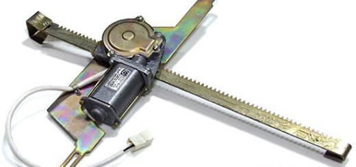 Электростеклоподъемники: устройство, виды, принципиальные отличия