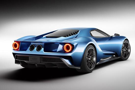 Ford GT нового поколения