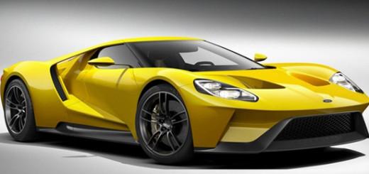 Выпуск суперкара Ford GT доверят канадской компании Multimatic Motorsports