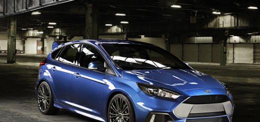 """Ford Focus RS нового поколения получит кнопку """"Drift"""" и уникальные ходовые возможности"""
