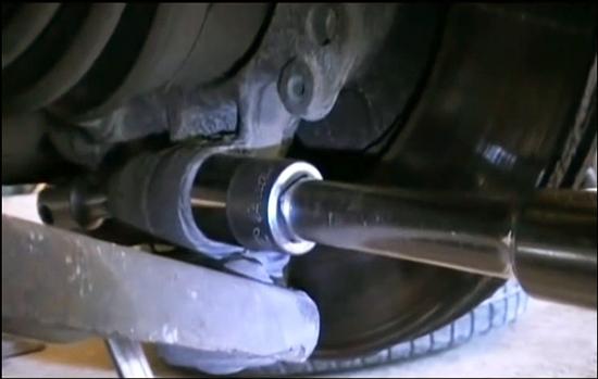 Замена сайлентблоков подрамника форд фокус 2 своими руками