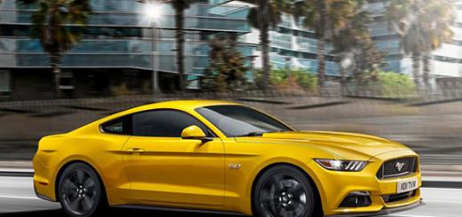 Ford Mustang для европейского рынка появится в июле. Характеристики, подробности, фото