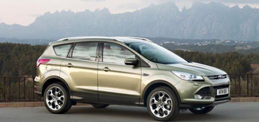 Дизельный Ford Kuga покидает российский рынок...