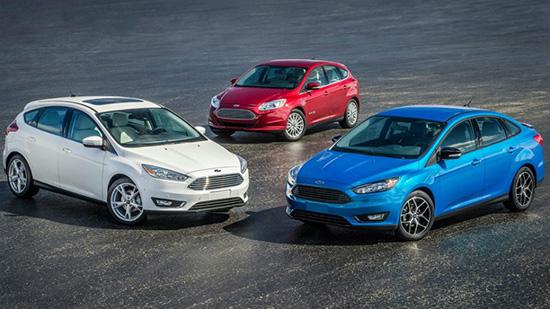 Новый Форд Фокус
