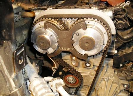 Как заменить ремень ГРМ на Ford Focus 2 своими руками?