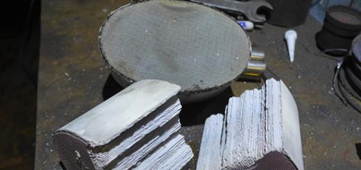 Удаление катализатора на Форд Мондео III. Замена катализатора на пламегаситель