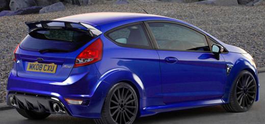 """К 40-летнему юбилею Ford Fiesta, в 2017 году будет выпущена """"заряженная"""" версия Fiesta RS"""