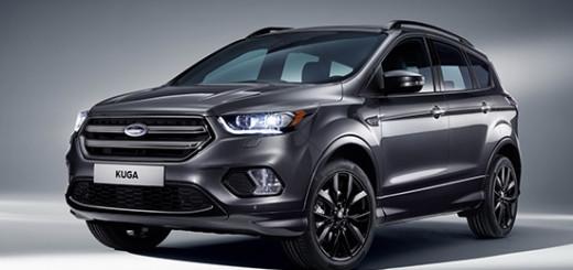 Компания Ford обновила кроссовер Ford Kuga