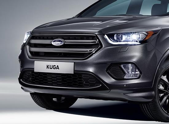Новый Ford Kuga