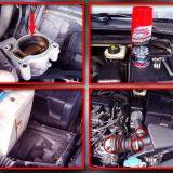 Чистка дроссельной заслонки и замена воздушного фильтра Ford Mondeo IV