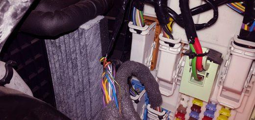 Замена салонного фильтра Ford Kuga 2 в домашних условиях (+видео)