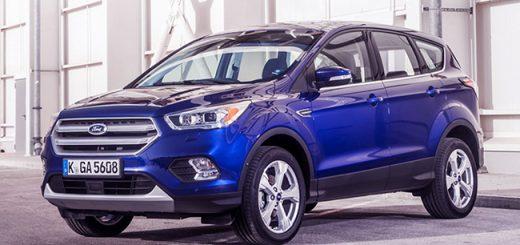 Российские цены и комплектации нового Ford Kuga и другие интересные подробности