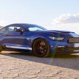 В честь юбилея Shelby выпустил особую 650-сильную версию Mustang