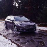 Ford научит свои автомобили распознавать дорожные ямы