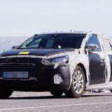 Ford Focus нового поколения: шпионские фото, комплектации и первые подробности